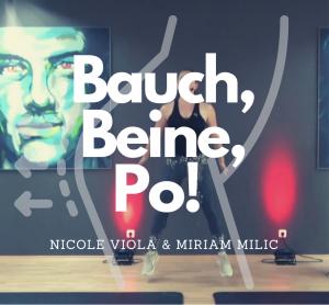 #Bauch, Beine, Po – mit Nicole Viola & Miriam