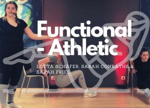 #Functional Athletic – mit Lotta Schäfer, Sarah