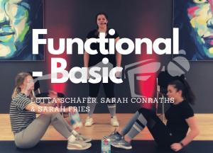 #Functional Basic – mit Lotta Schäfer, Sarah