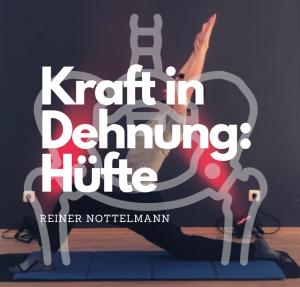 #Beweglichkeitstrainig Hüfte (KiD) – mit Reiner