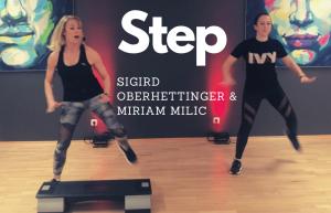 #step – mit Miriam Milic & Sigrid Oberhettinger