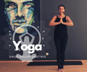 #Yoga – mit Angie Philipp-Hartwig