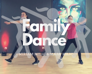 #Family Dance – mit Miriam & Maja
