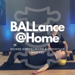 #BALLance@Home mit Reiner und Christian