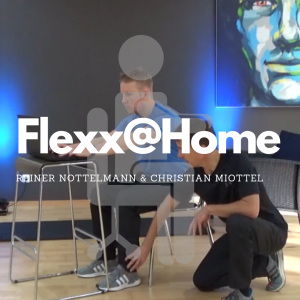#Flexx@Home – Die Trainingsreihe